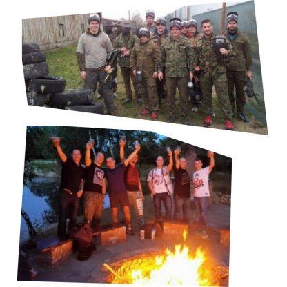 wieczory kawalerskie - obóz mainevent