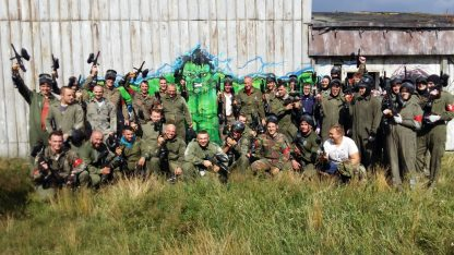 paintball hulk mainevent