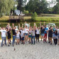 imprezowa plaża - imprezy firmowe