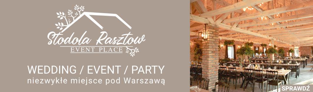 stodoła rasztów - Event Wedding Party